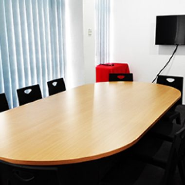 MySupēsu Conference Room